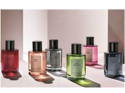 Zara Home lança The Perfume Collections