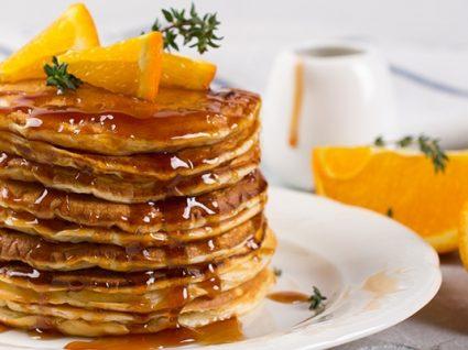 Panquecas de laranja: receitas fáceis, saudáveis e reconfortantes