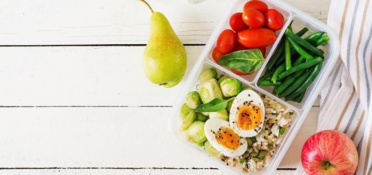 como fazer uma alimentacao saudavel por menos de 45 euros semana lancheira para o trabalho