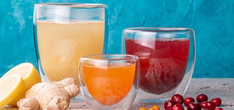 alimentos que têm muito açucar: água com sabores
