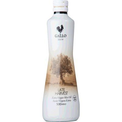 garrafa de azeite colheita madura