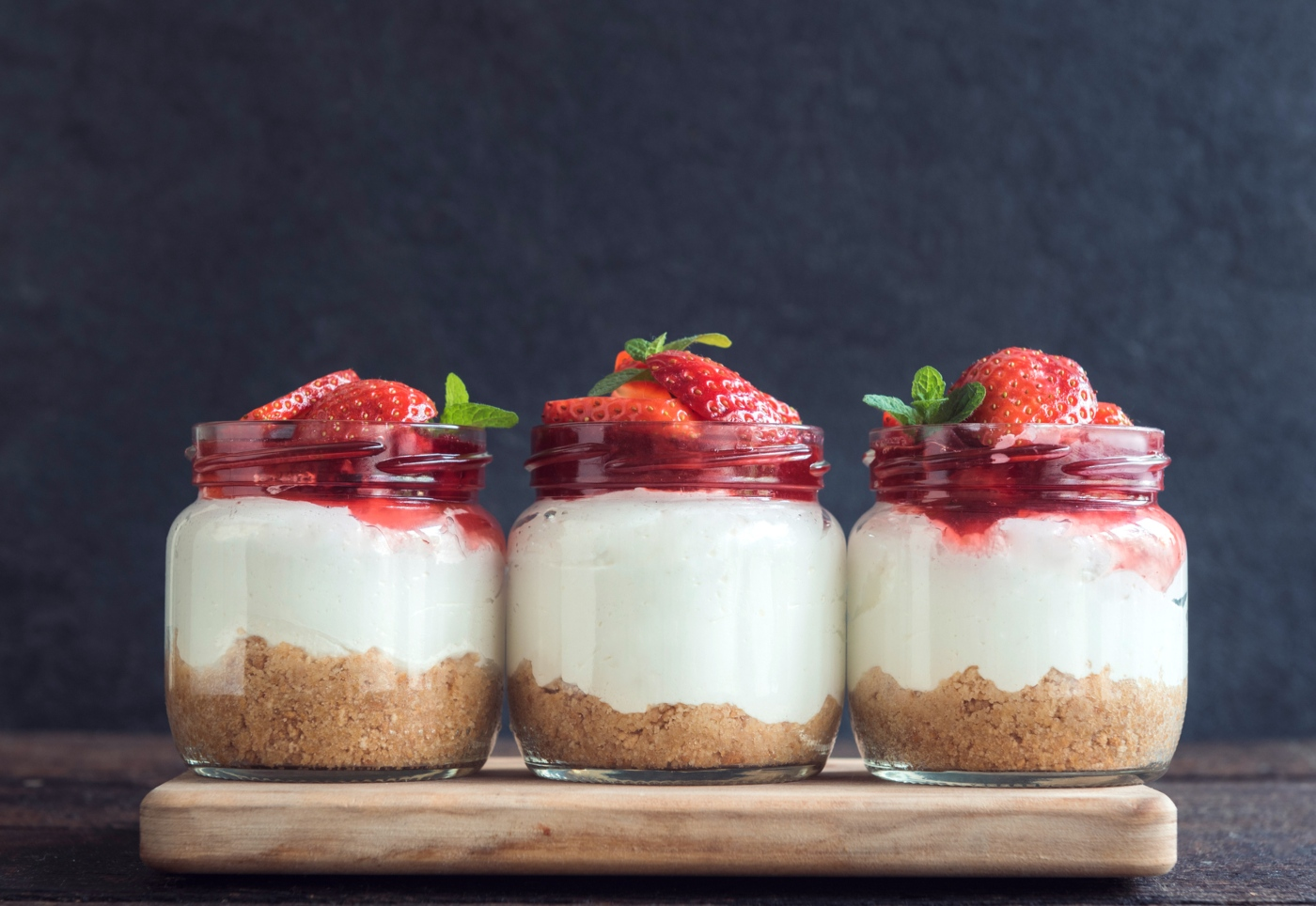 Receita de bolo de canela simples de cheesecake