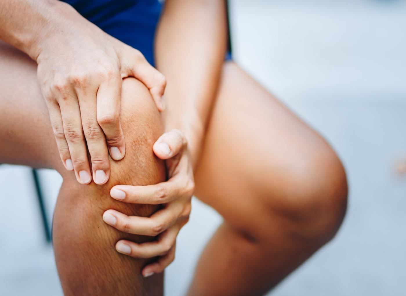 Entorse do joelho: causas e tratamentos
