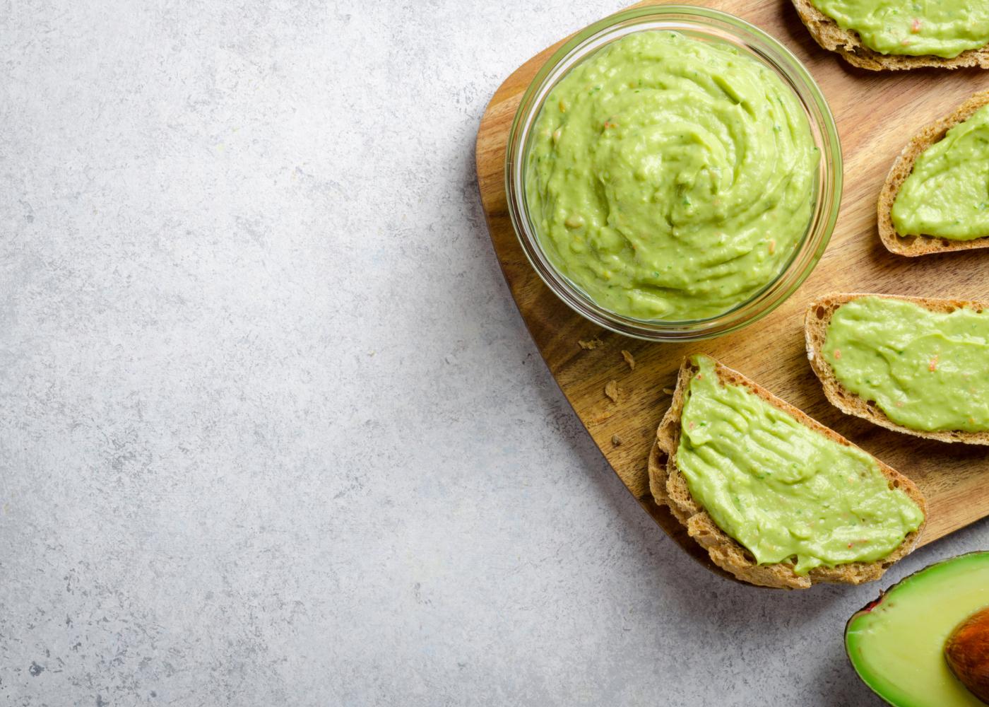humus com abacate receitas de humus