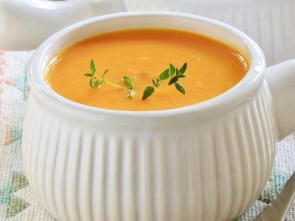 Receitas saudáveis de sopa de batata-doce