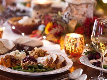 5 estratégias para não se sentir inchada no Natal