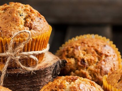 Muffins de cenoura: 4 receitas doces e 1 salgada para ovo-vegetarianos