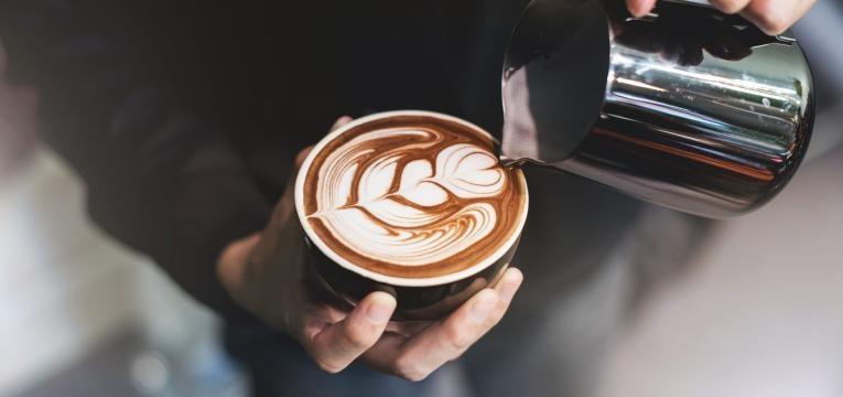 bebidas com cafe