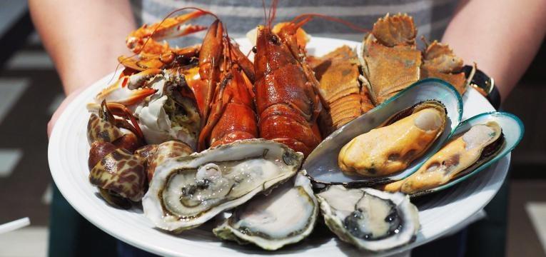 alergias alimentares mais comuns na infancia travessa com marisco