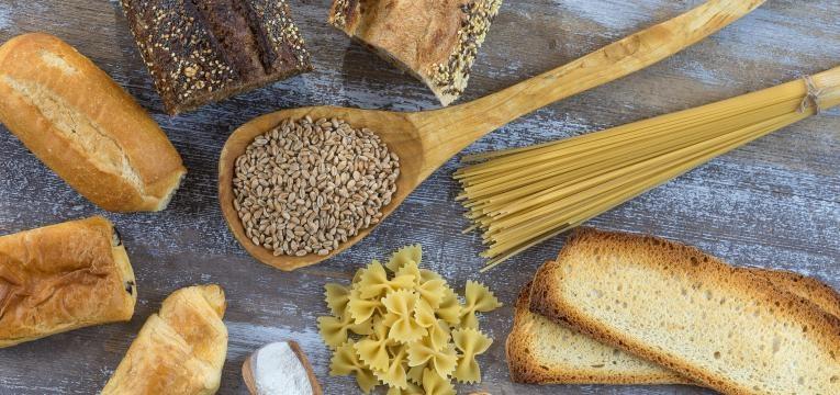 gluten alimentos com gluten