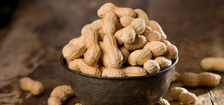 alimentos que provocam alergias amendoins