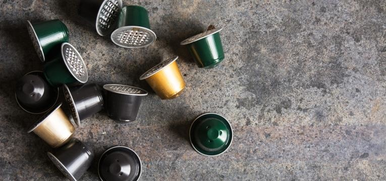 cabazes de Natal saudáveis: chás e café