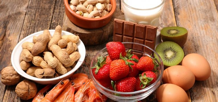 testes de intolerância alimentares