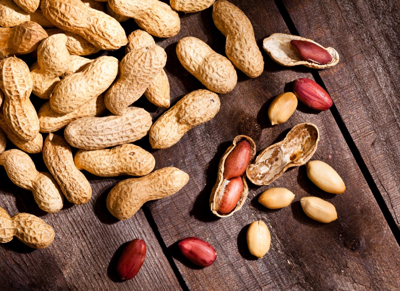 Alergia ao amendoim: riscos e cuidados a que deve estar atento