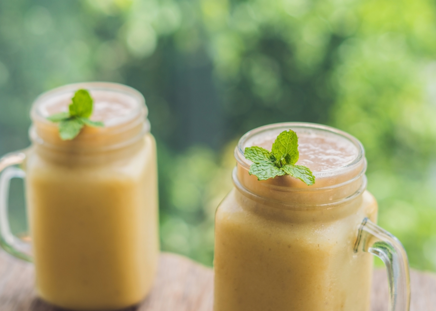 receitas saudaveis de batidos de banana