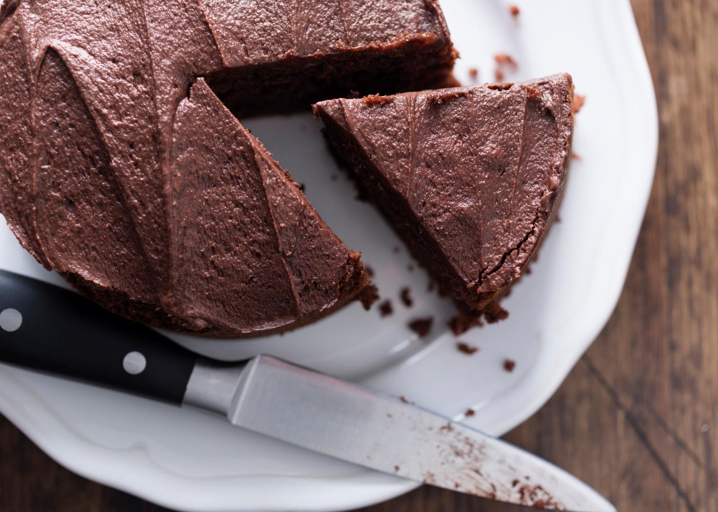 bolos saudaveis bolo de chocolate com vinho do porto