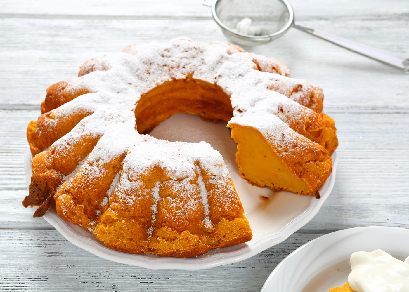 receitas perfeitas de bolo de laranja na bimby