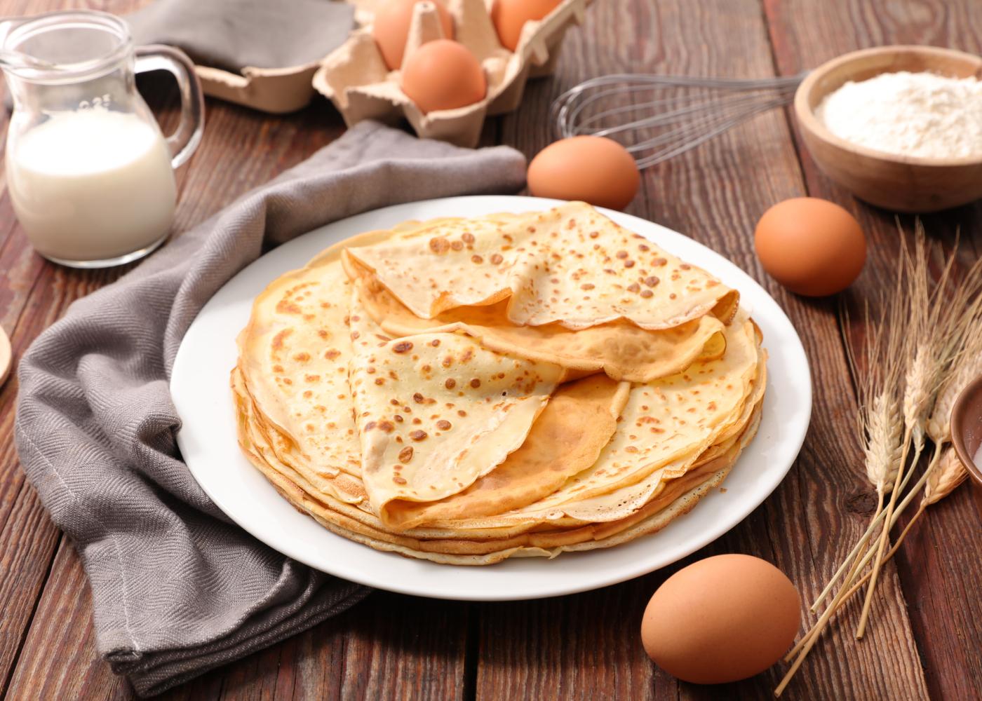 crepes simples: 7 receitas rapidas com sugestoes de toppings e recheios