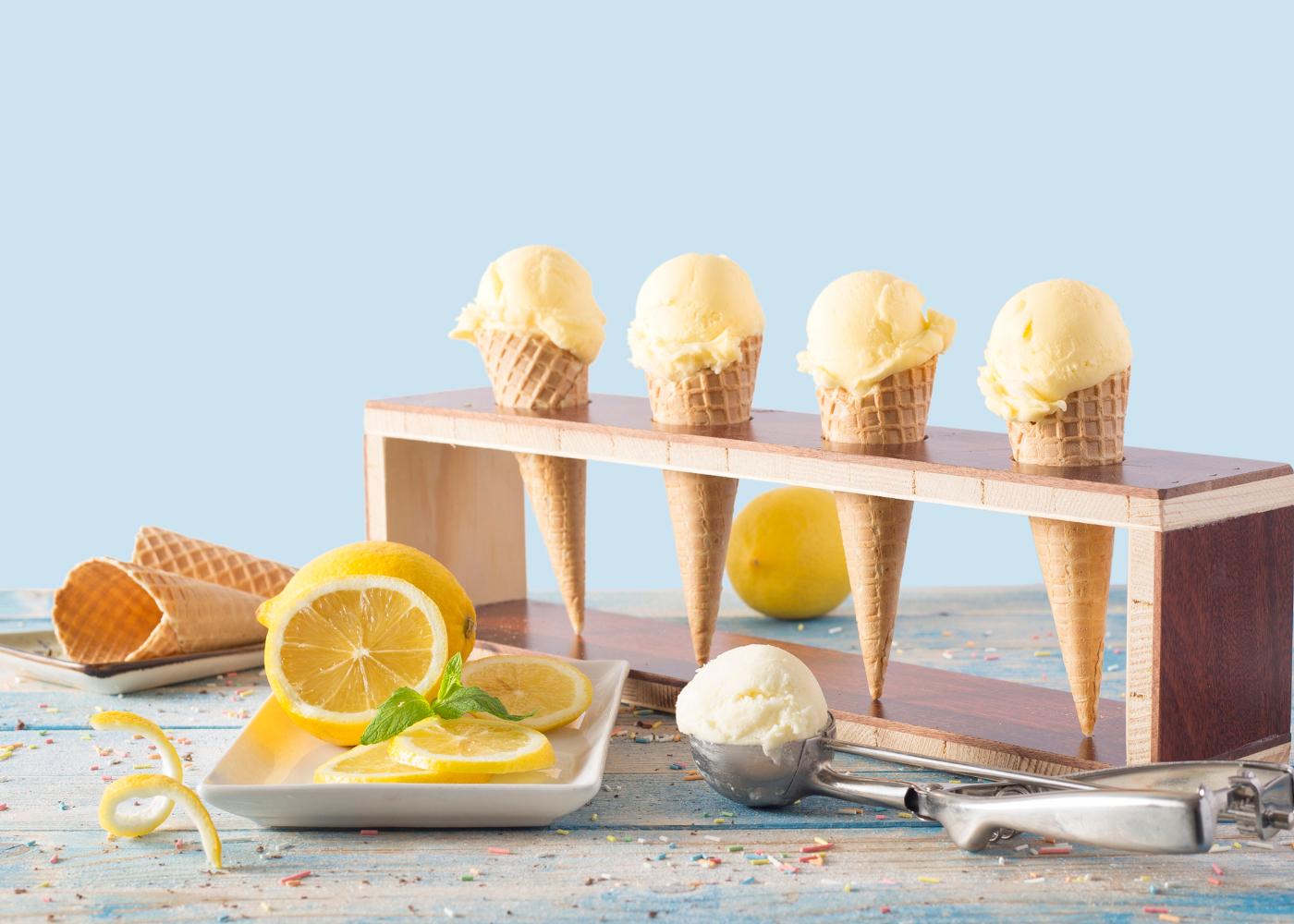 gelados caseiros: 10 receitas faceis e deliciosas para todos os gostos