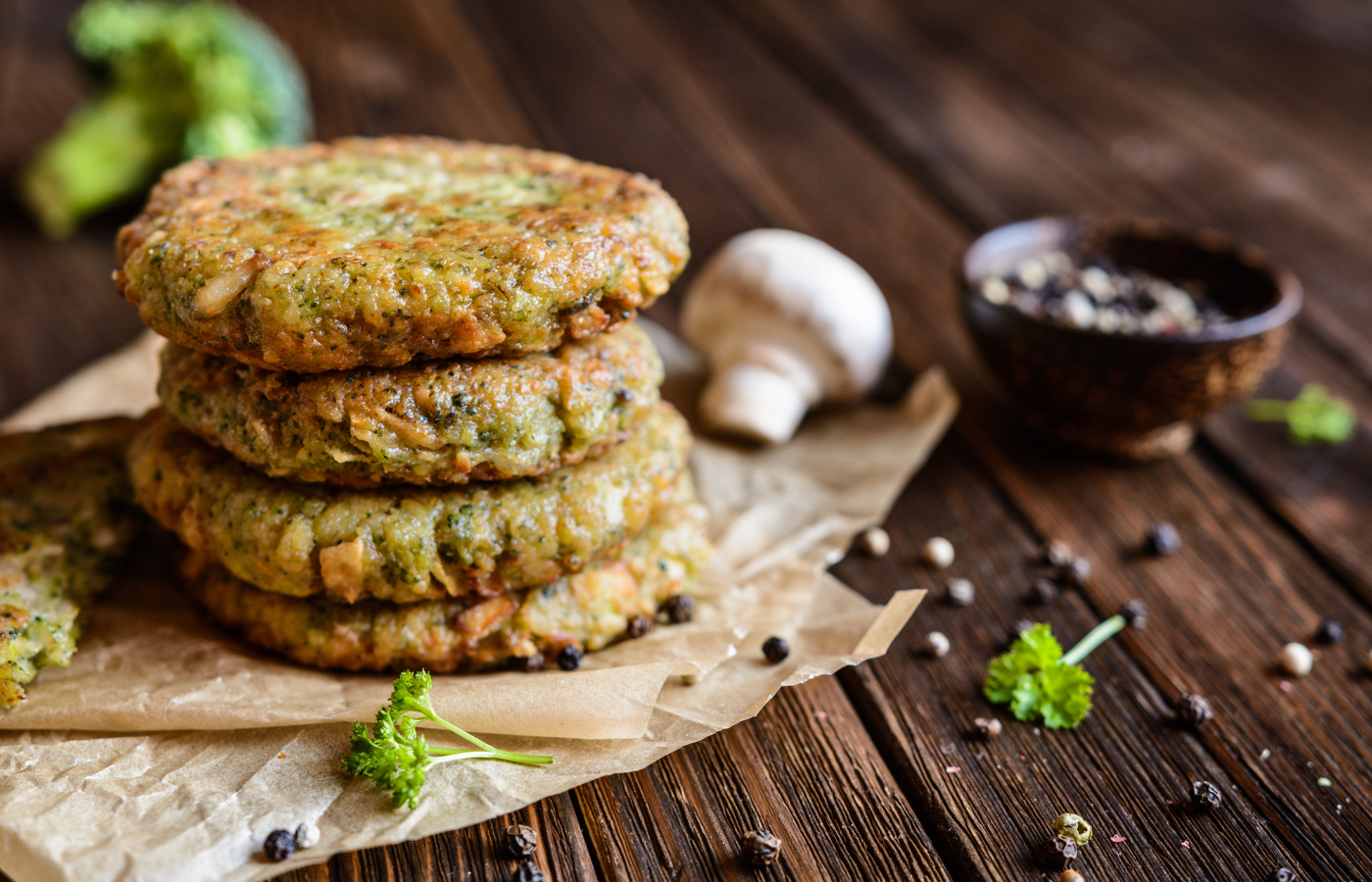 receitas imperdiveis de hamburgueres vegetarianos