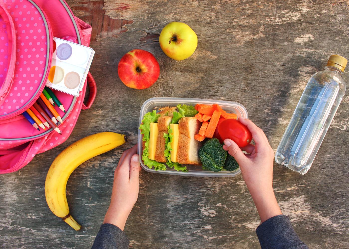 incentivar a comer fruta importancia
