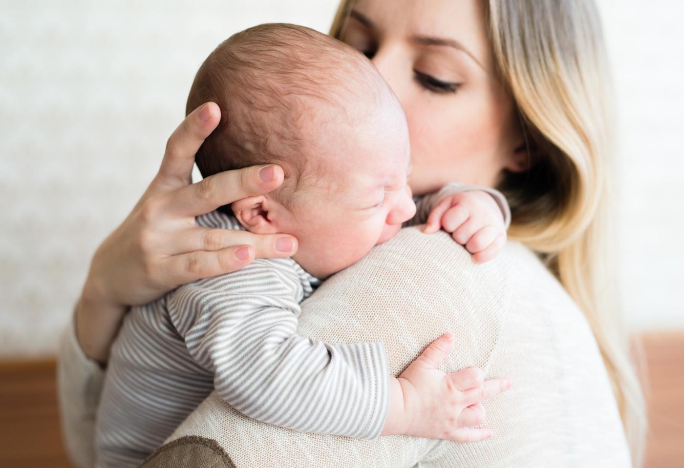 intolerância à lactose em bebés: principais sintomas