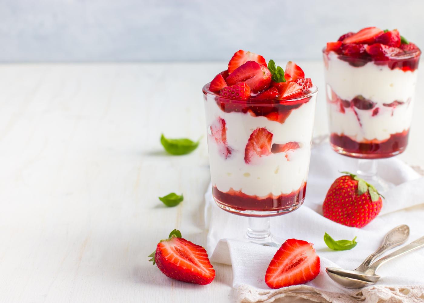 como fazer iogurte na iogurteira: um alimento saudavel para a familia