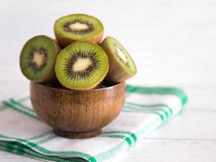 As propriedades do kiwi