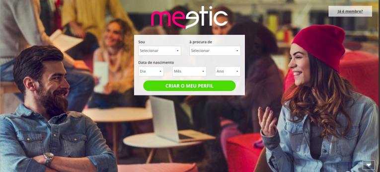 site de encontros Meetic