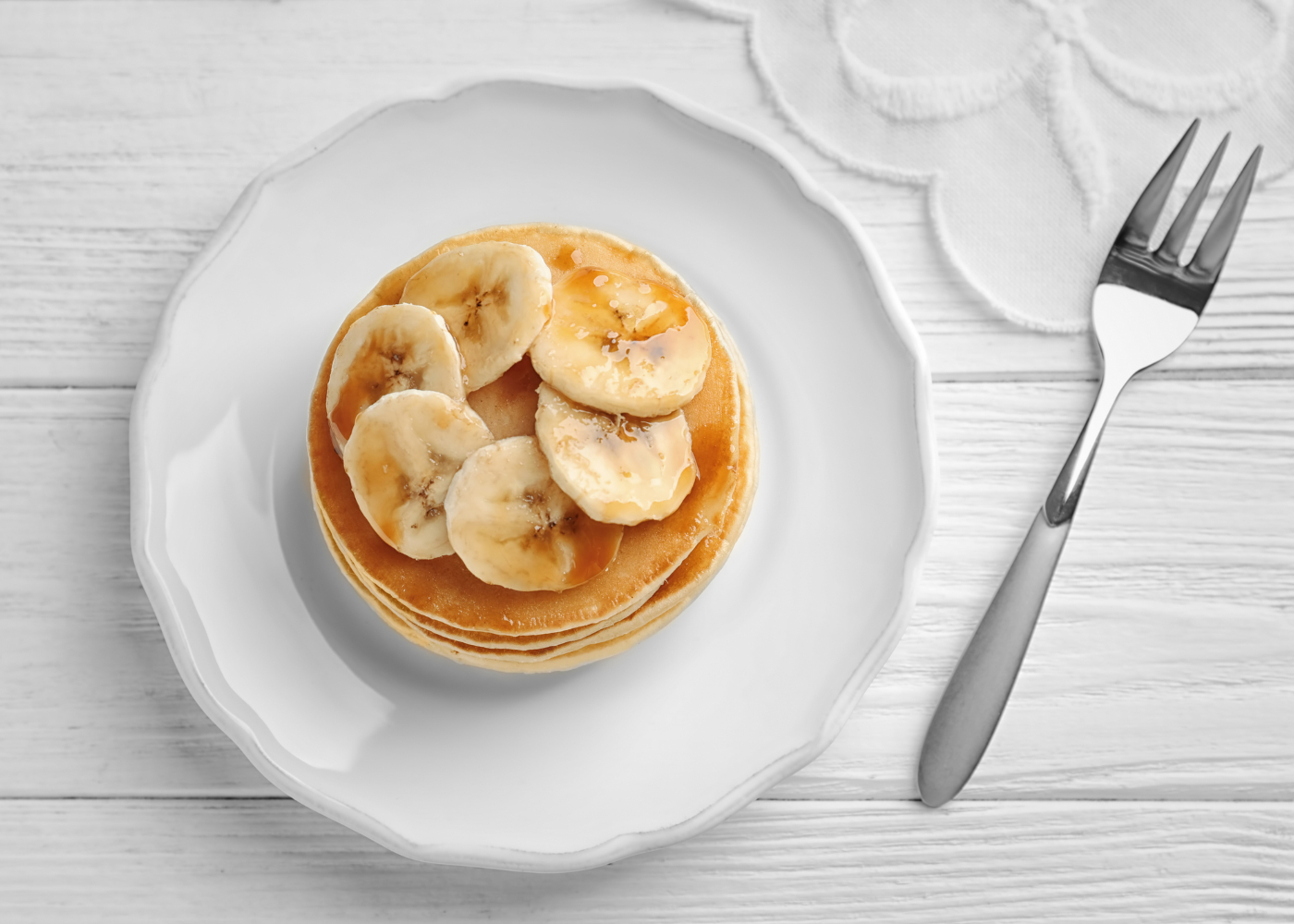Panquecas de banana: o comeco delicioso para um novo dia