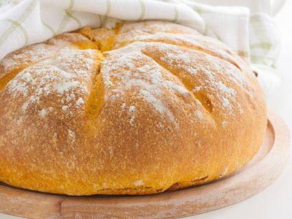 Pão de abóbora vegan