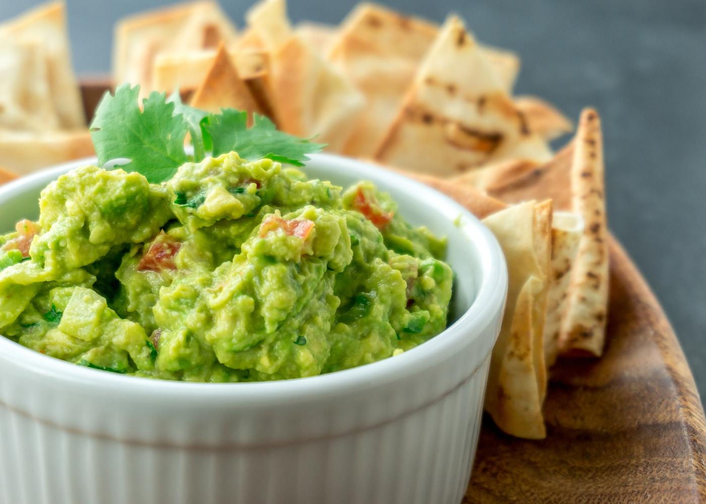 guacamole: 3 receitas faceis