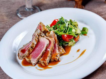 receitas com atum fresco para almocos e jantares