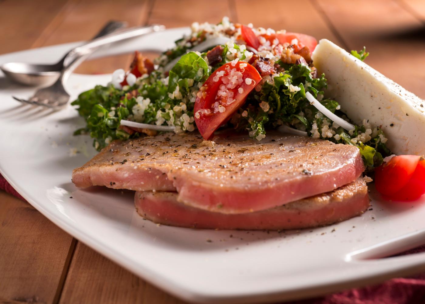 receitas com atum fresco variadas