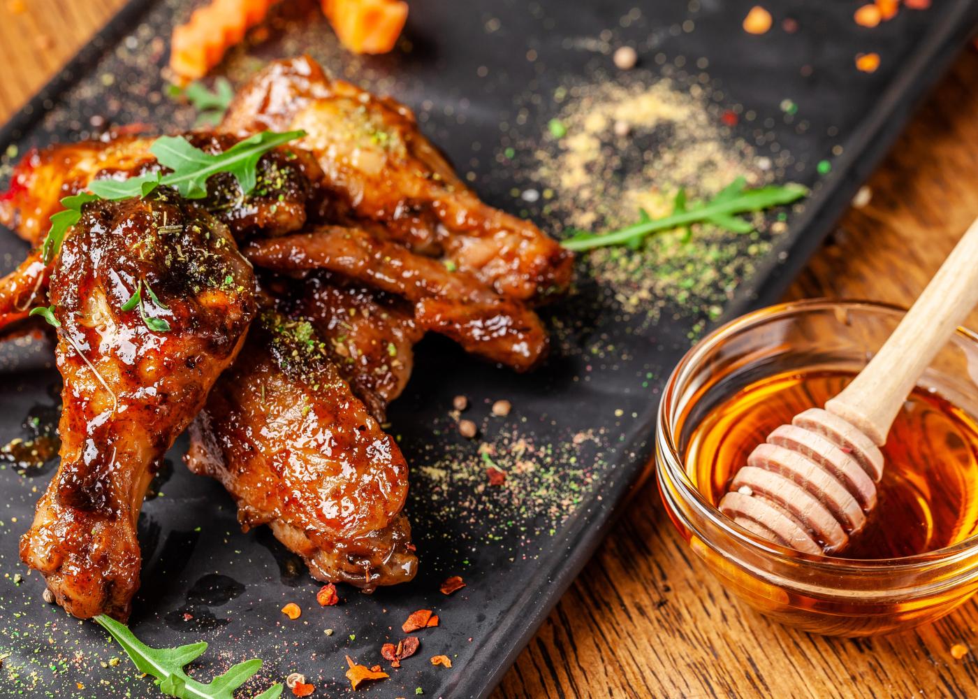 receitas com pernas de frango para jantar