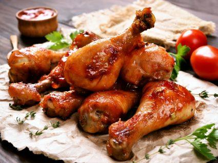 receitas com pernas de frango para o dia a dia pratico