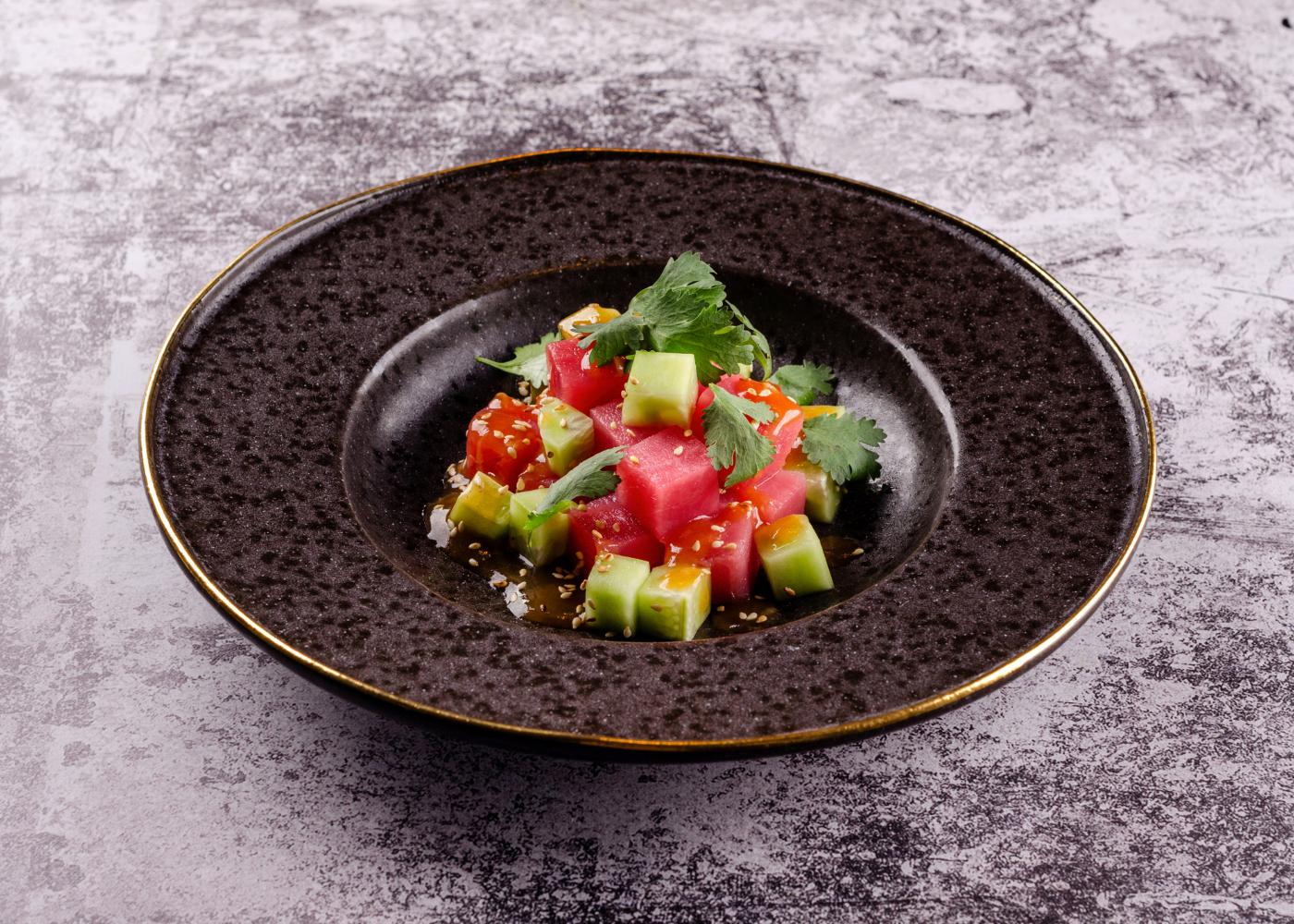 receitas saudaveis com atum para jantar