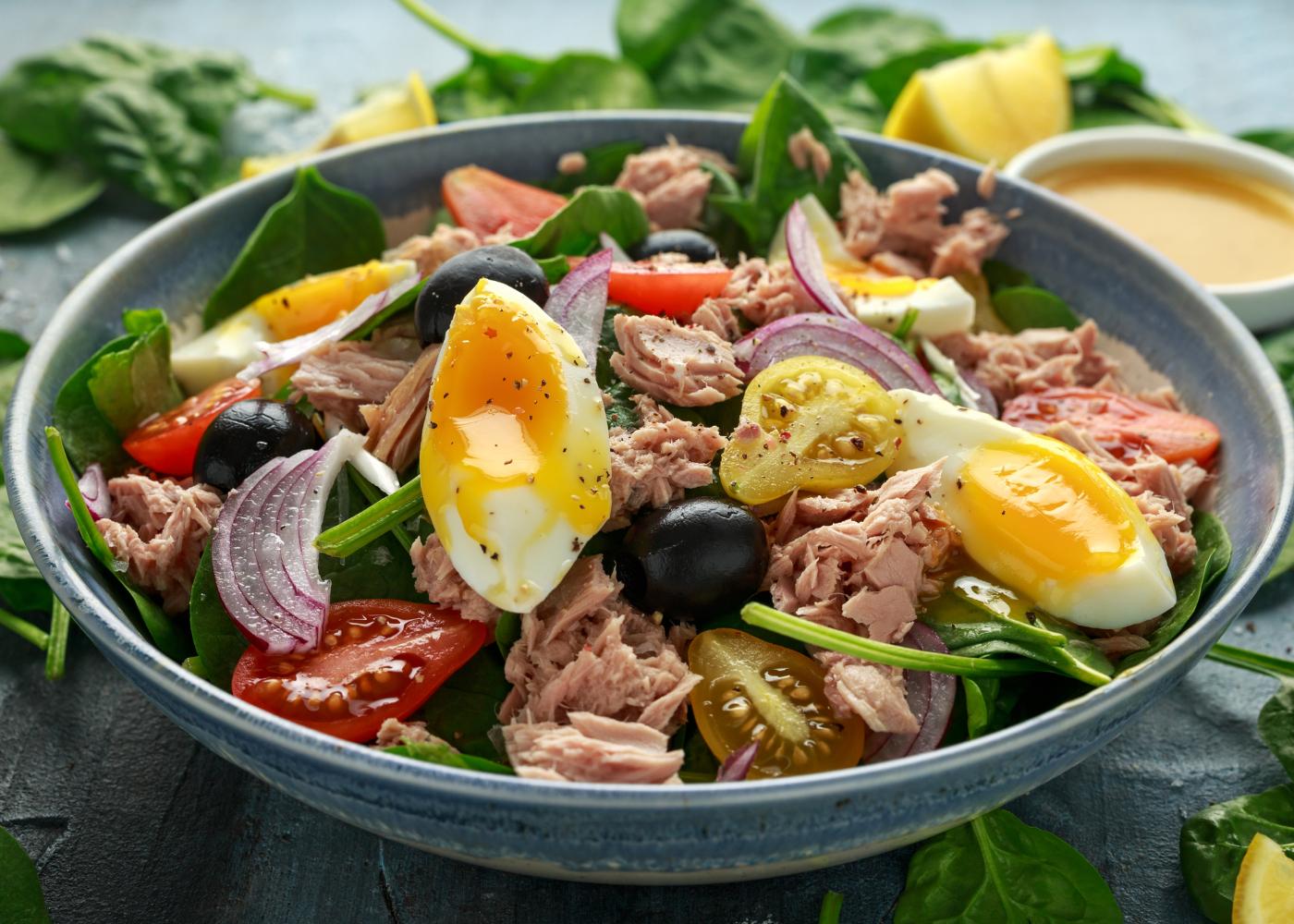salada de atum: 5 receitas cheias de sabor
