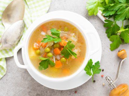 receitas de sopas sem batata: combinacoes deliciosas e com poucas calorias