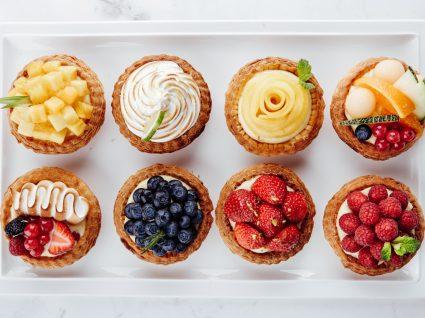 Receitas de tarteletes de fruta: sobremesas cheias de cor e de sabor