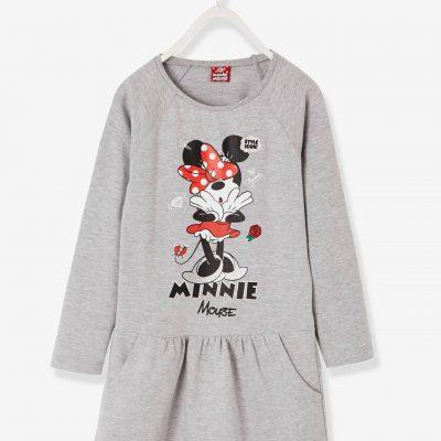 vestido minnie para menina