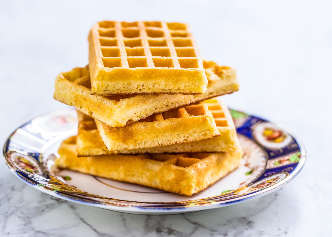 espetaculares receitas de waffles saudaveis para comer sem culpas