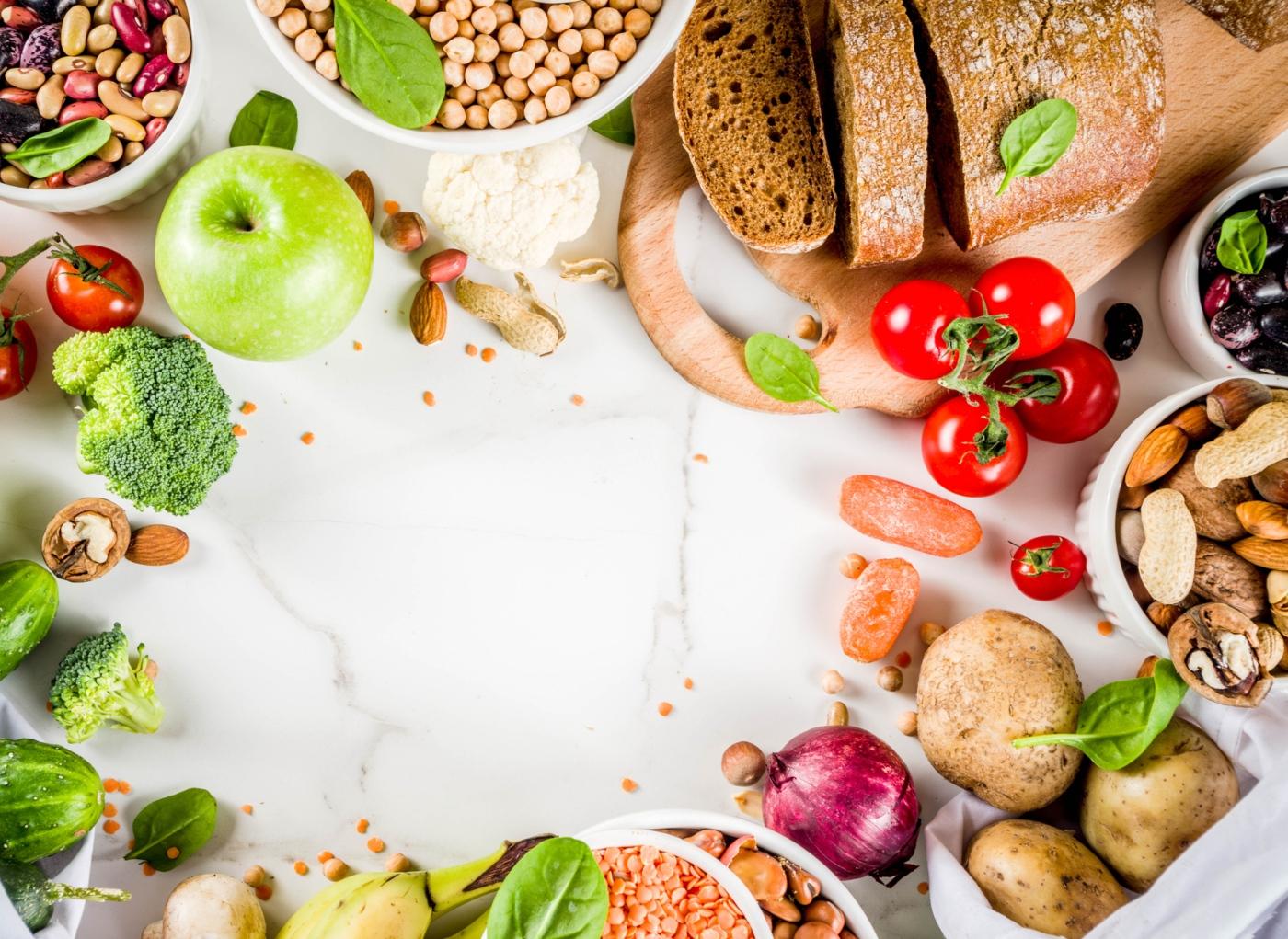 Cortar nos hidratos de carbono: alimentos ricos em fibras e hidratos
