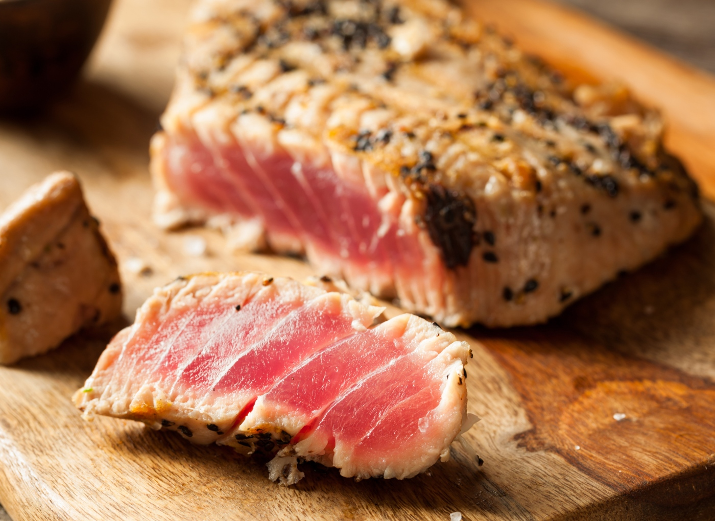 Como cozinhar atum: atum braseado