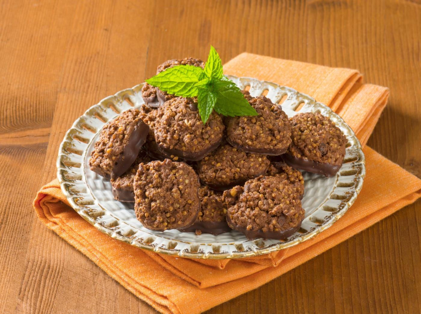 Receitas doces com quinoa: bolachas