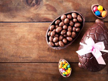 como fazer ovos da pascoa doces festivos