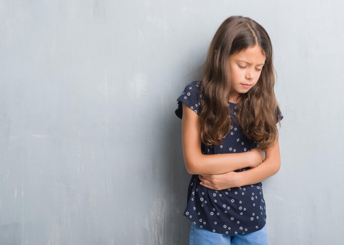 Encoprese: criança com dores de barriga