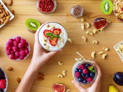 Receitas de lanches com fruta