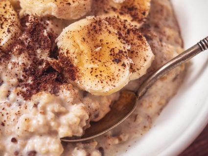 Pequenos-almoços ricos em proteína: papas de aveia