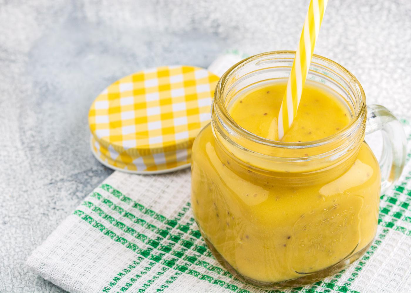 dez receitas de smoothies